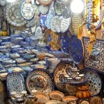 Pottery in Market